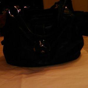 Coach Soho Hobo Black leather handbag